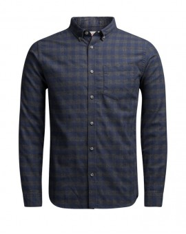 JORWILLIAM SHIRT NAVY BLAZER  J&J