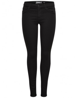 ONLRAIN JEANS BLACK ONLY