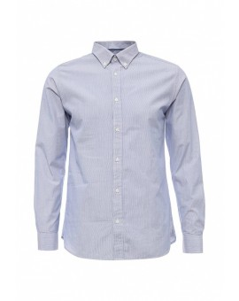 JPRBROTHER SHIRT PLAIN BLUE J&J