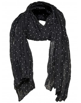 ONLSCARLETT SCARF BLACK ONLY