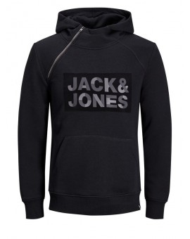 JCOKALVO SWEAT HOOD BLACK J&J