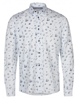 CAMISA MACE WHITE !SOLID