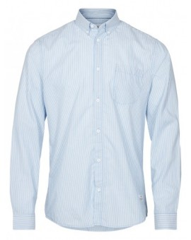 CAMISA SHIRT-NASMITH SKY BLUE !SOLID
