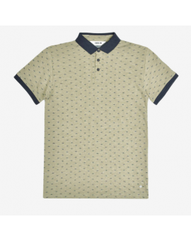 POLO T-SHIRT MONTEGO ALOE !SOLID