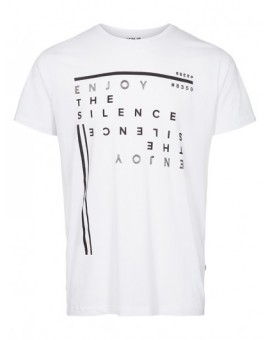 CAMISETA NADAV WHITE !SOLID