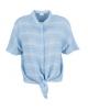 JDYBLOOMY TIE SHIRT BLUE JACQUELINE DE YONG