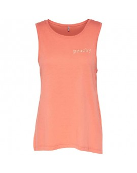 ONLPENNY PEACH TOP CORAL ONLY