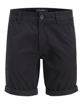 PKTAKM 4 CHINO SHORTS BLACK PRODUKT