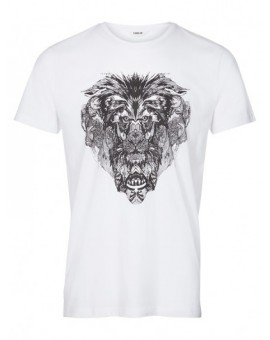 CAMISETA NORTON WHITE !SOLID