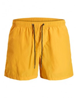JJISUNSET SWIN SHORT OLD GOLD J&J