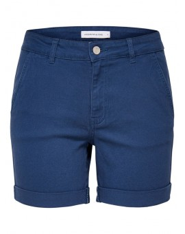 JDYFIVE CHINO SHORTS BLUE WINGS JACQUELINE DE YONG