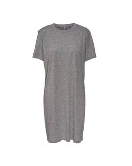 ONLJUNE DRESS LIGHT GREY ONLY