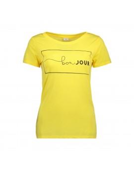 JDYRAINBOW PRINT YELLOW BOUNJOUR JACQUELINE DE YONG