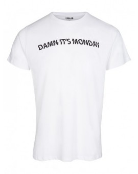 CAMISETA RUSSELL WHITE !SOLID