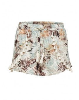 ONLLYON SHORTS CLOUD/PALM ONLY