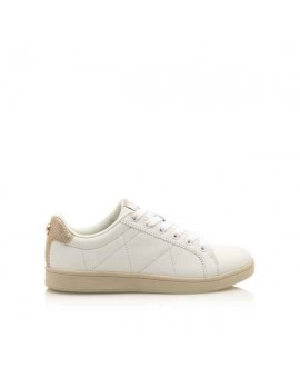 ZAPATILLAS ACTION PU BLANCO MUSTANG