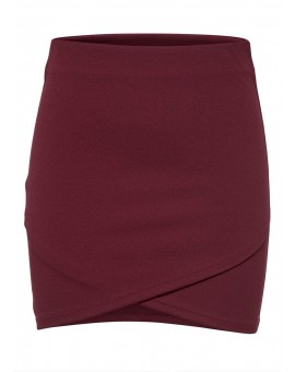 ONLARUNA SKIRT CHOCOLATE TRUFFV ONLY