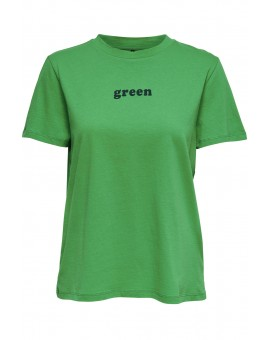 ONLCOLORED TOP BRIGHT GREEN ONLY