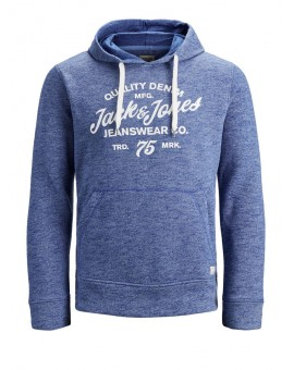 SUDADERA JJEPANTHER NAUTICAL BLUE J&J
