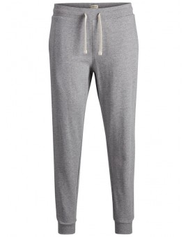 JJEHOLMEN SWEAT PANTS LIGHT GREY J&J