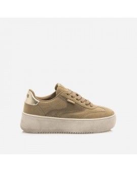 ZAPATILLAS DEPORTIVAS WAVEY SOFTY BEIGE MUSTANG