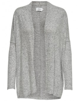 ONLMAYE CARDIGAN LIGHT GREY ONLY