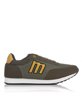ZAPATILLAS SNEAKERS JOGGING KAKI MUSTANG