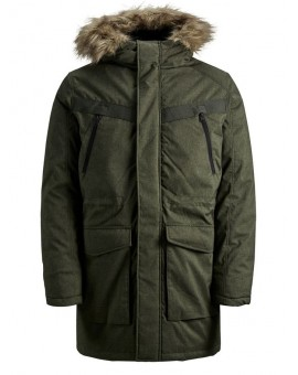 JCOEARTH PARKA ROSIN JACK & JONES