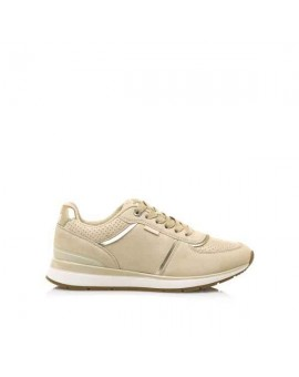 ZAPATILLA CHICA MTNG BEIGE VER'19