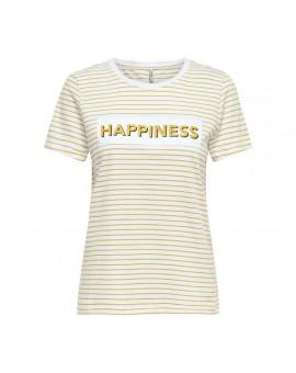 ONLDOTTI WHITE/HAPPINESS