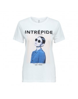 ONLINDRE PHOTO WHITE/INTREPIDE