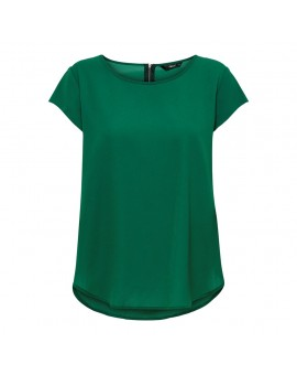 ONLVIC S/S SOLID TOP GREEN